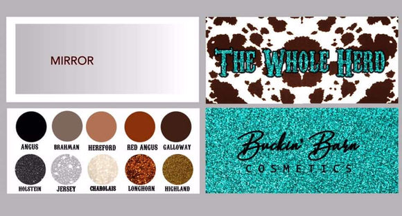 The Whole Herd Palette
