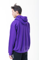 Purple Hoodies