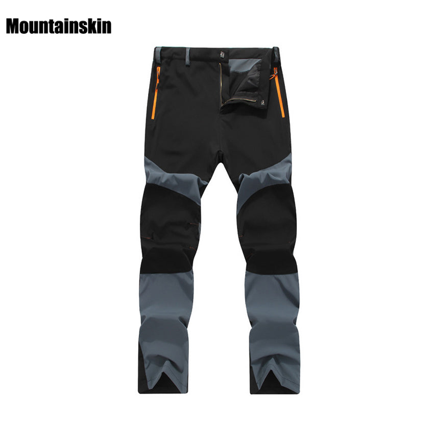 2017 New Breathable Quick Dry Thin Brand Pants Summer Male Outdoor Sport Trekking Trousers Camping Hiking Pants,4XL VA004