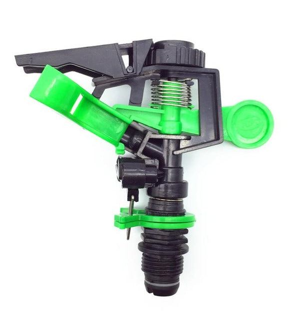 10pcs 360 Degree Adjustable Rocker Sprinkler Irrigation Systems And Agricultural Gardens Save Water Cooling Equipment