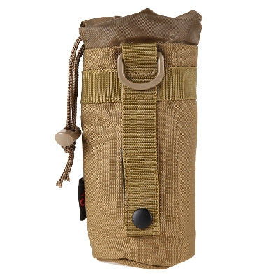 EA14 Outdoor 1L Water Bags Tactical Military Molle System Water Bottle Bag Kettle Pouch Holder