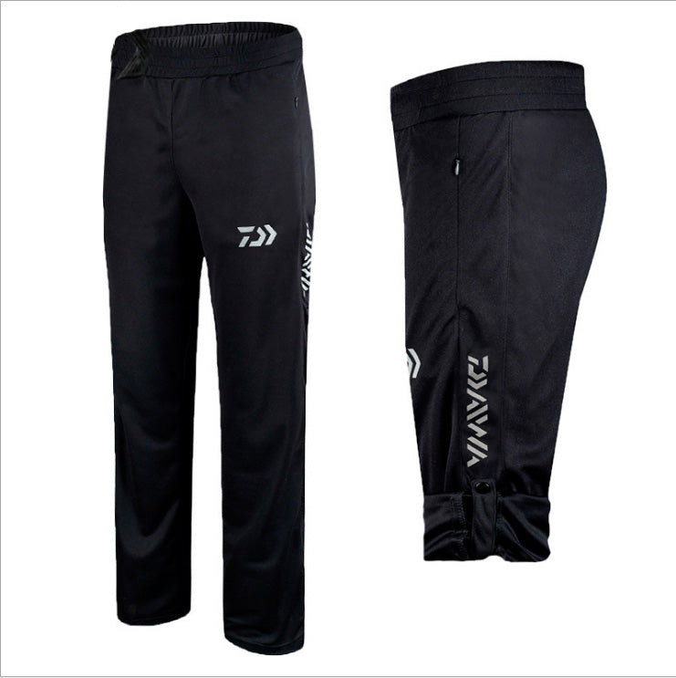 Outdoor Sports Pants 2017 Brand Professional Men Fishing Pants Anti-static Anti-UV Quick-drying Windproof Breathable Pants 001