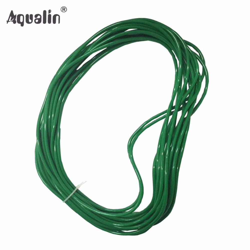 10 Meter Length Of  Green Vinyl Tube,Hose For 22018 Garden Drip Irrigation System #22018H