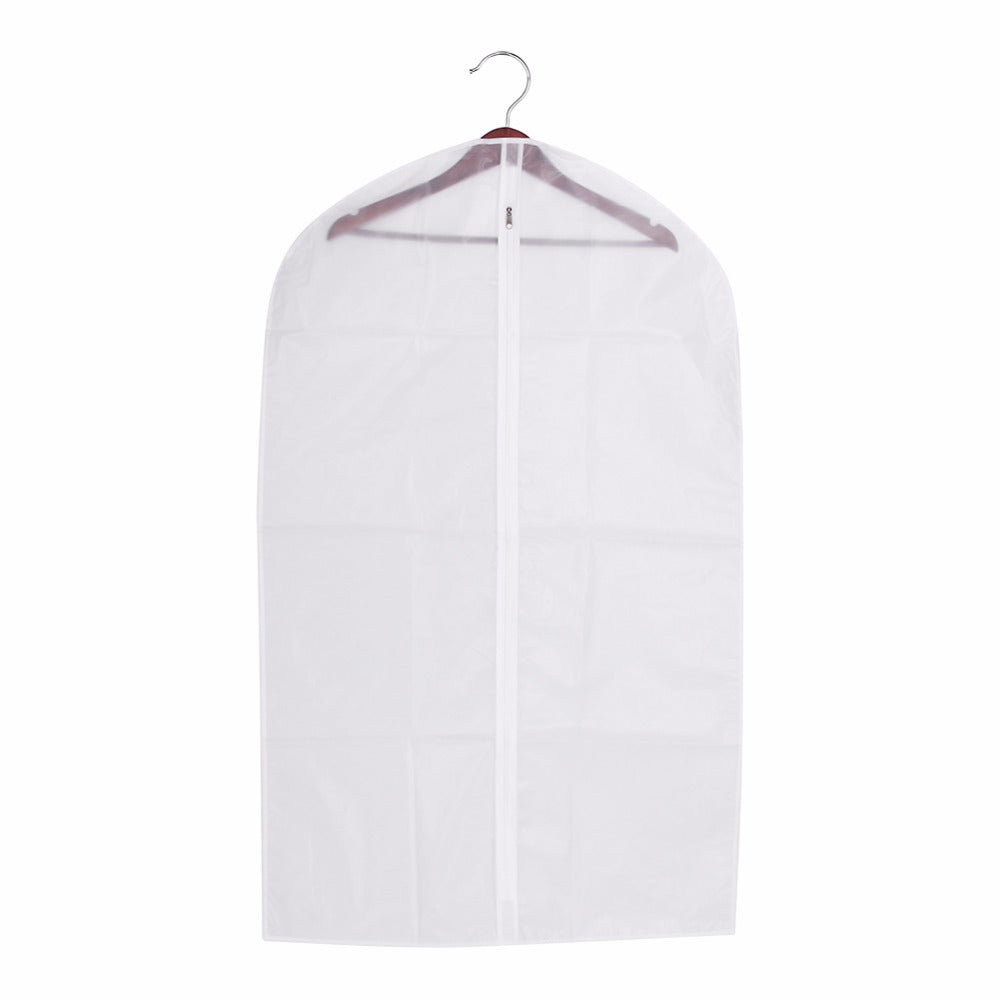 1 x Suit Cover Protector Storage Bag Case for Clothes Garment Suit Coat Dust Suit Cover Protector Clothes Organizador