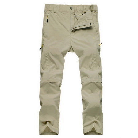Nylon Breathable Removable Waterproof Hiking Pants Women Men Quick Dry Trousers Outdoor Trekking Climbing Pants Shorts,AW003