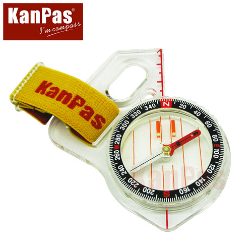 KANPAS basic competiton orienteering thumb compass,free ship, MA-40-FS from compass factory