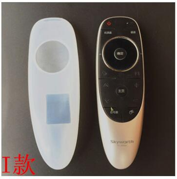 11 Size Silicone TV Remote Control Case Cover Video AC Air Condition Dust Protect Storage Bag Anti-dust Waterproof