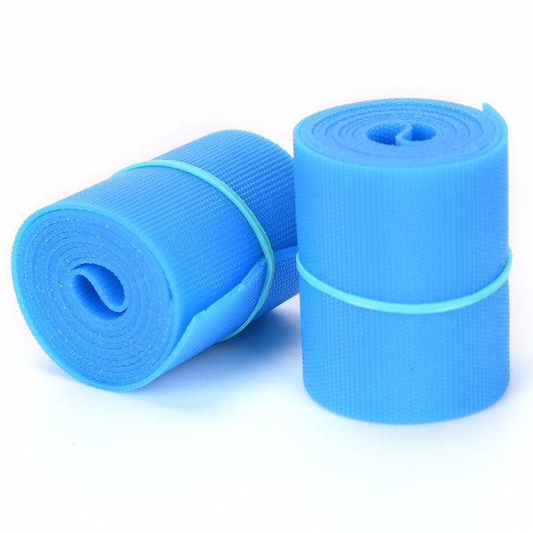 10Pcs Blue Latex Medical Tourniquet Outdoor Emergency Necessities Stop Bleeding Strap Practical First Aid Supplies