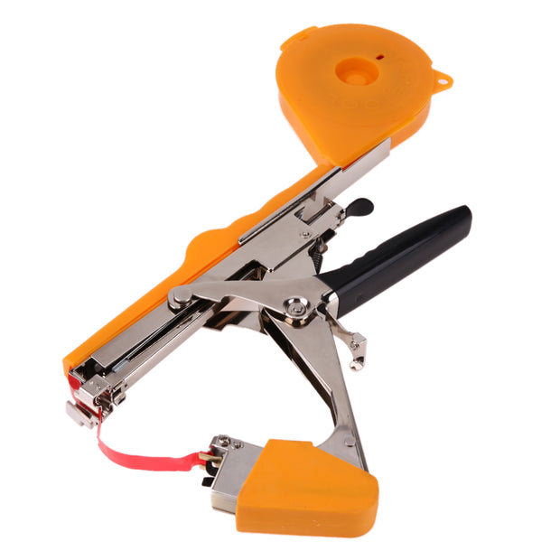 New Branch Binding Garden Tool Tapetool Tapener Plant Tying Scissors Machine for Vegetable Stem Strapping
