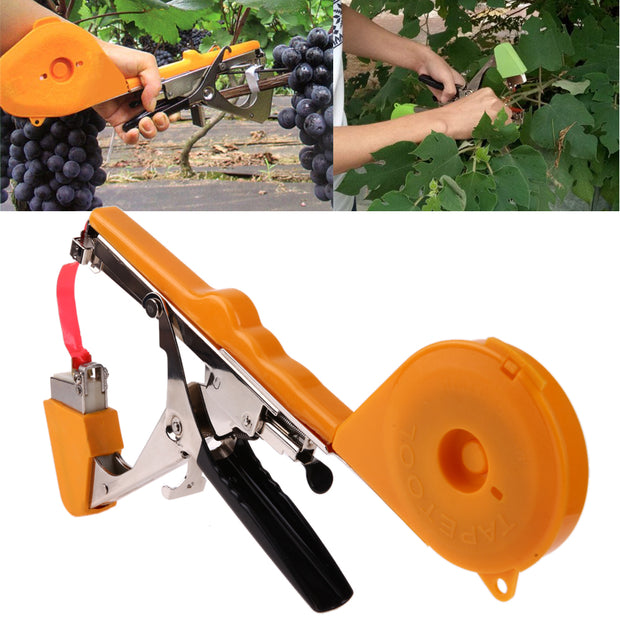 New Bind Branch Machine Garden Tools Tapetool Tapener Stem Strapping Packing Vegetable\'s Stem Strapping