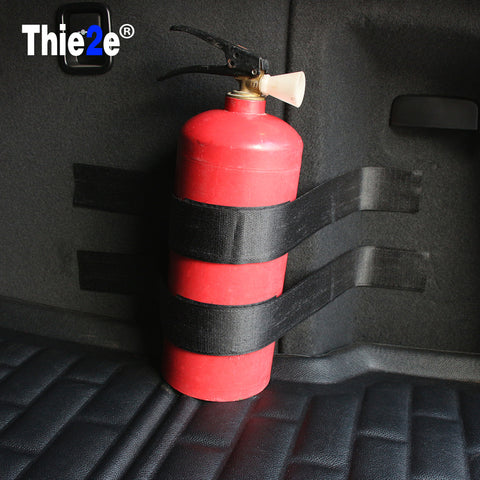 1 set Fire extinguisher fixed belt for Lifan X50 X60 620 320 520 CEBRIUM SOLANO NEW CELLIYA SMILY Geely X7 EC7