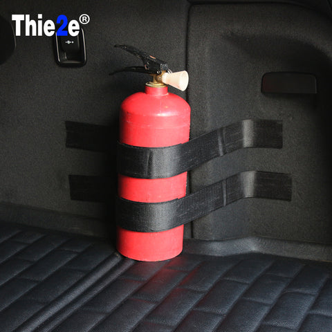 1 set Fire extinguisher fixed belt for Mazda CX-5 CX-7 CX-3 CX-9 mazda3 mazda6 mazda2 CX-5 ATENZA MX-5 RX-8 Axela