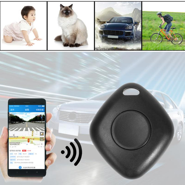 Mini GPS Tracking Device Finder Auto Car Pets Kids Motorcycle Tracker Track Remote Contorl Anti-lost Tracker Device Car Styling