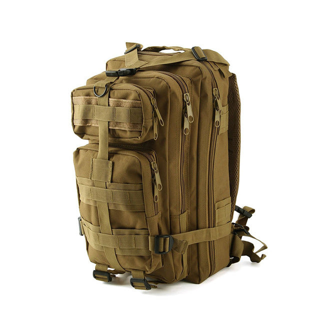 1000D Nylon Colors 28L Waterproof Tactical Backpack Outdoor Military Backpack Tactical Bag Sport Camping Hiking Fishing Hunting