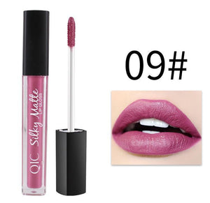 QIC 12 Color Matte Lip Gloss