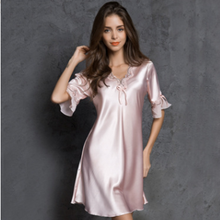 Sweet Love Early Autumn Fashion Lady Nightwear