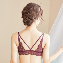 Push-up Front Buckle New Fashion Lace Bra