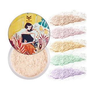 Oil-Control Setting Powder