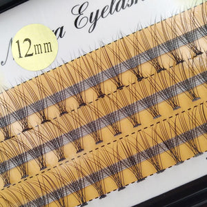 60Pcs 0.07 C Curl Individual False Eyelashes