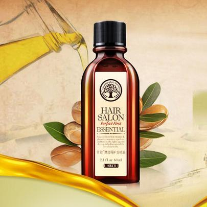 Moroccan Pure Argan Oil Essence Hair Treatment