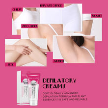 Mild Formula Effective Depilatory Cream