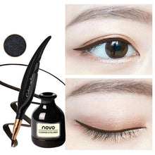 Novo Feather Shape Waterproof Long Lasting Air Cushion Eyeliner Cream