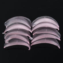 5 Pairs 3D Silicone Eyelash Extension Patch Perm Pad False Eye Lashes Curling Root Lifting