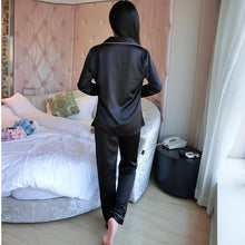 Women Long Sleeve Pajamas Sets Sleepwear Homewear