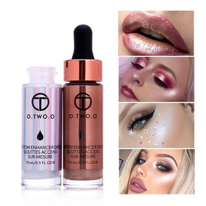 O.TWO.O Liquid Highlighter Face Eye Make Up Cream Shimmer