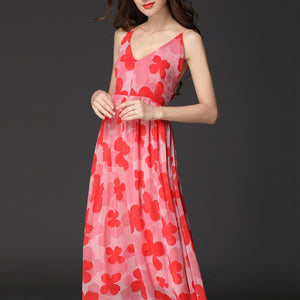 Sexy Bohemia Vacation Beach Dress