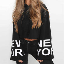 Fashion Printing Long Sleeve Hoodies