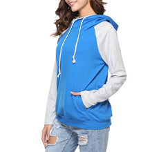 Casual Zipper Long Sleeve Hoodies