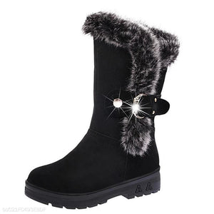 Snow Boot Add Wool Warm Hot Style Winter Boots