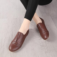 Fashion Sharp Head Flat Shoes