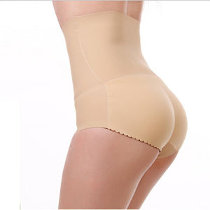 Tummy Control Hip-Lifting Pad Panties
