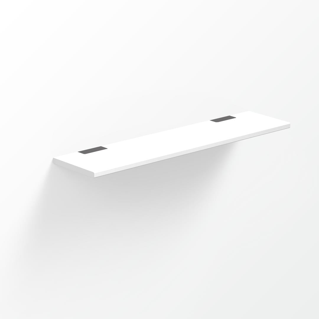 Above Solid Surface Shelf - 45x10cm