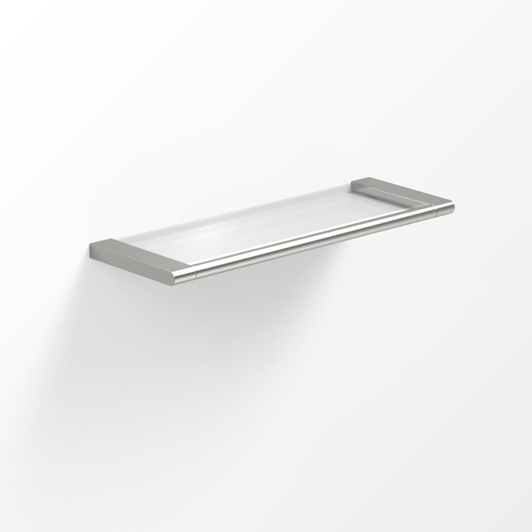 Artizen Glass Shelf - 35cm
