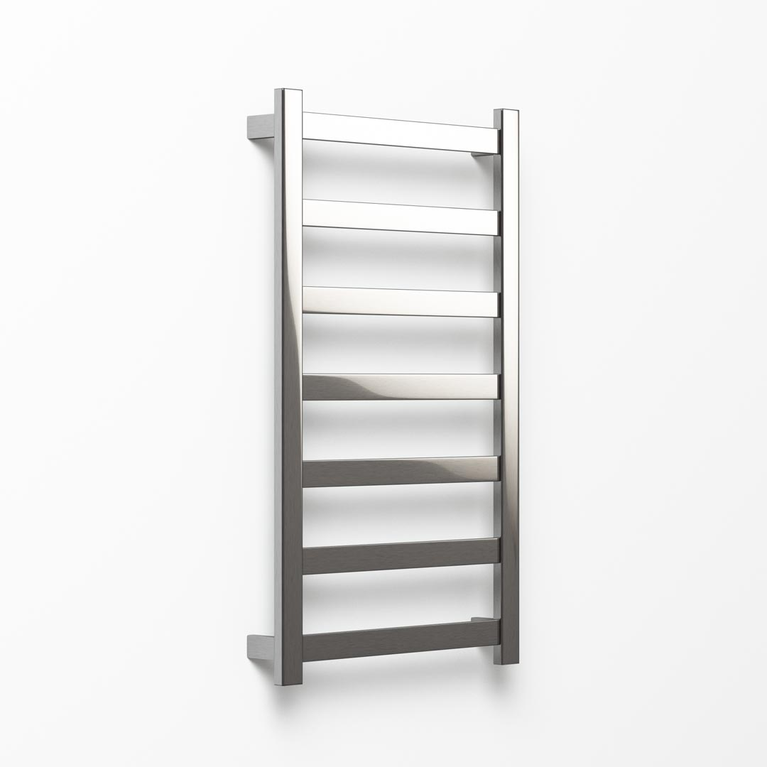 Hybrid Heated Towel Ladder - 102x60cm
