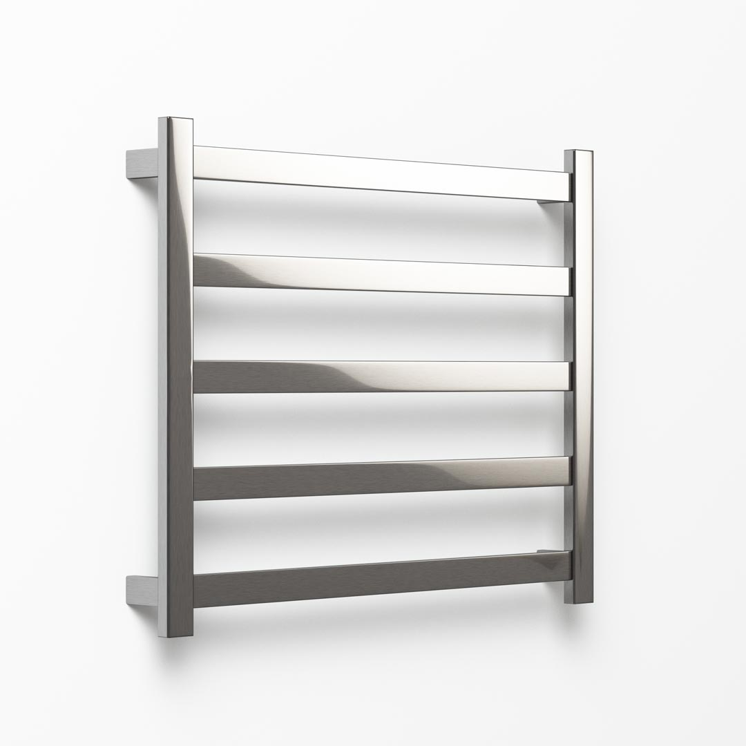 Hybrid Heated Towel Ladder - 72x90cm