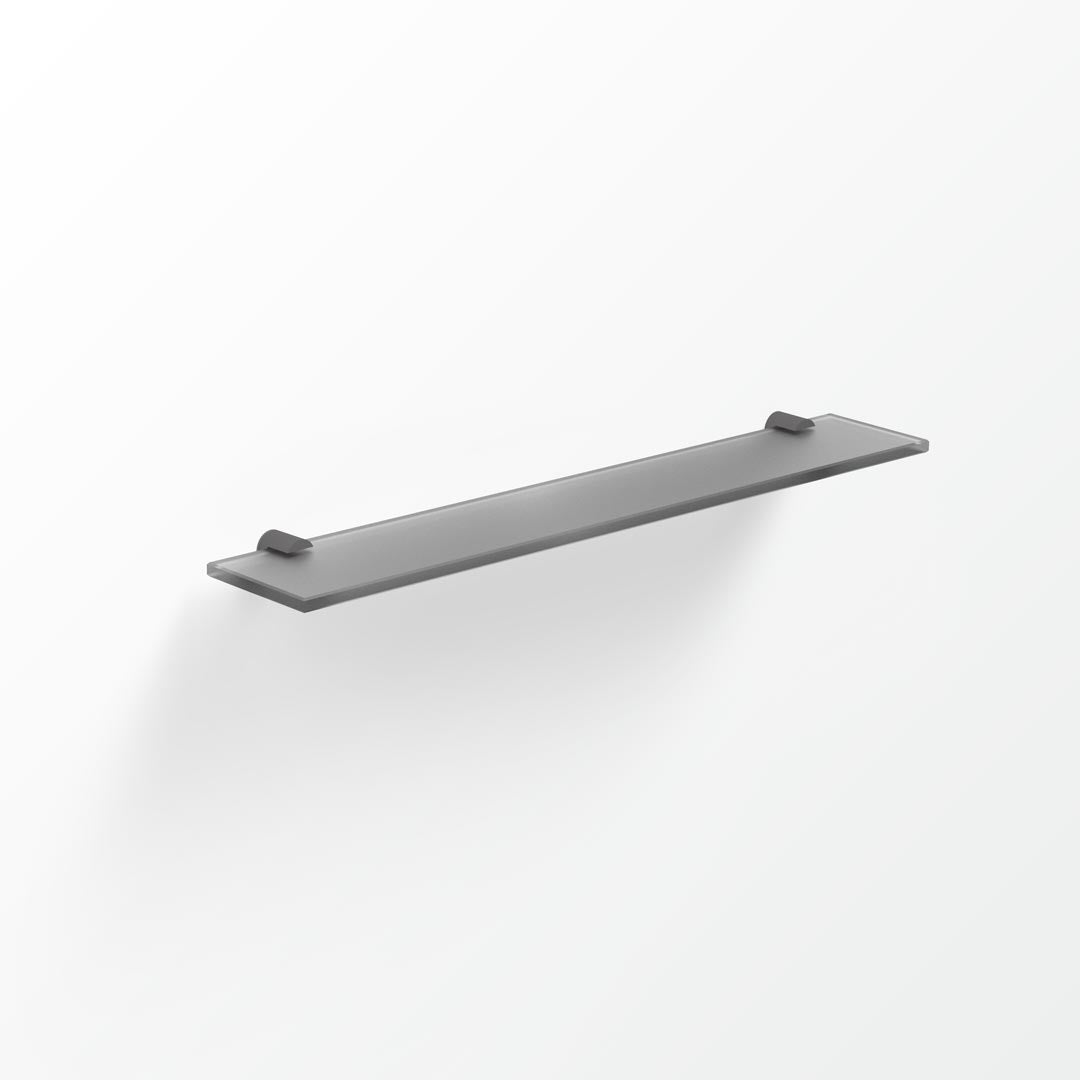 Minus Glass Shelf - 60cm