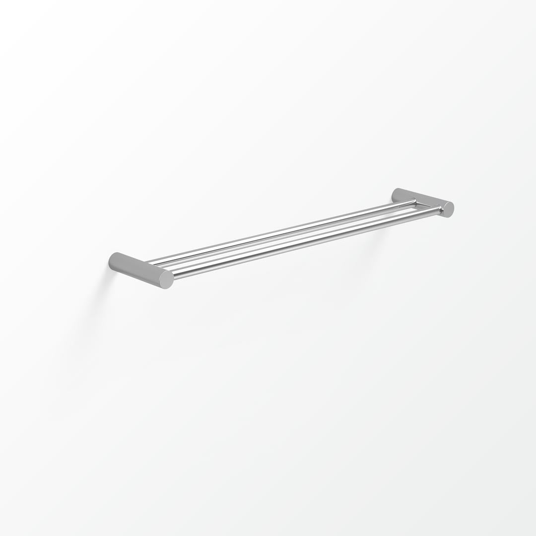 Plus Double Towel Rail - 65cm