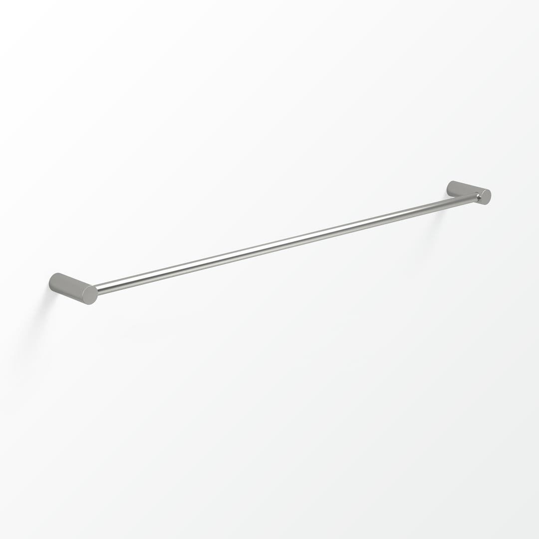 Plus Single Towel Rail - 90cm