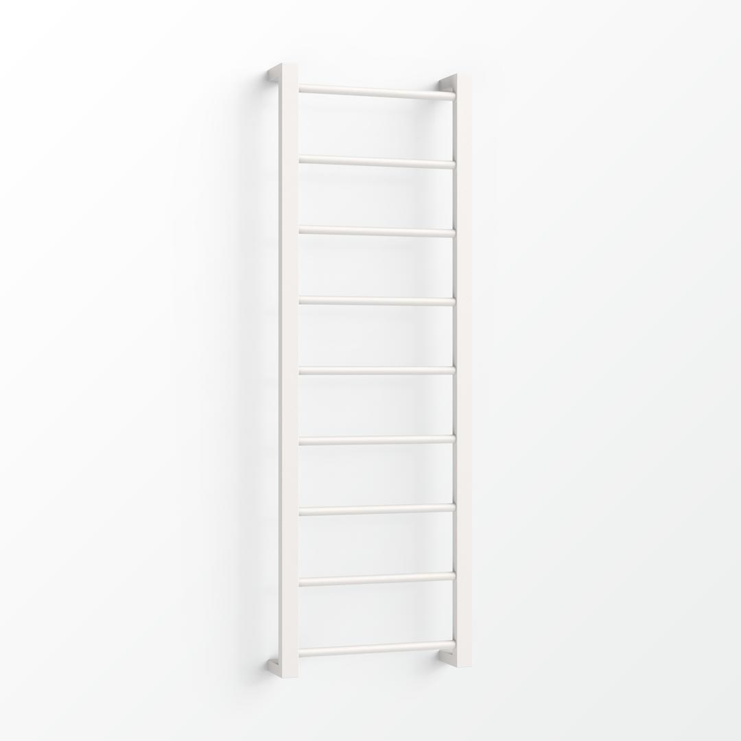 Brio Heated Towel Ladder - 130x40cm