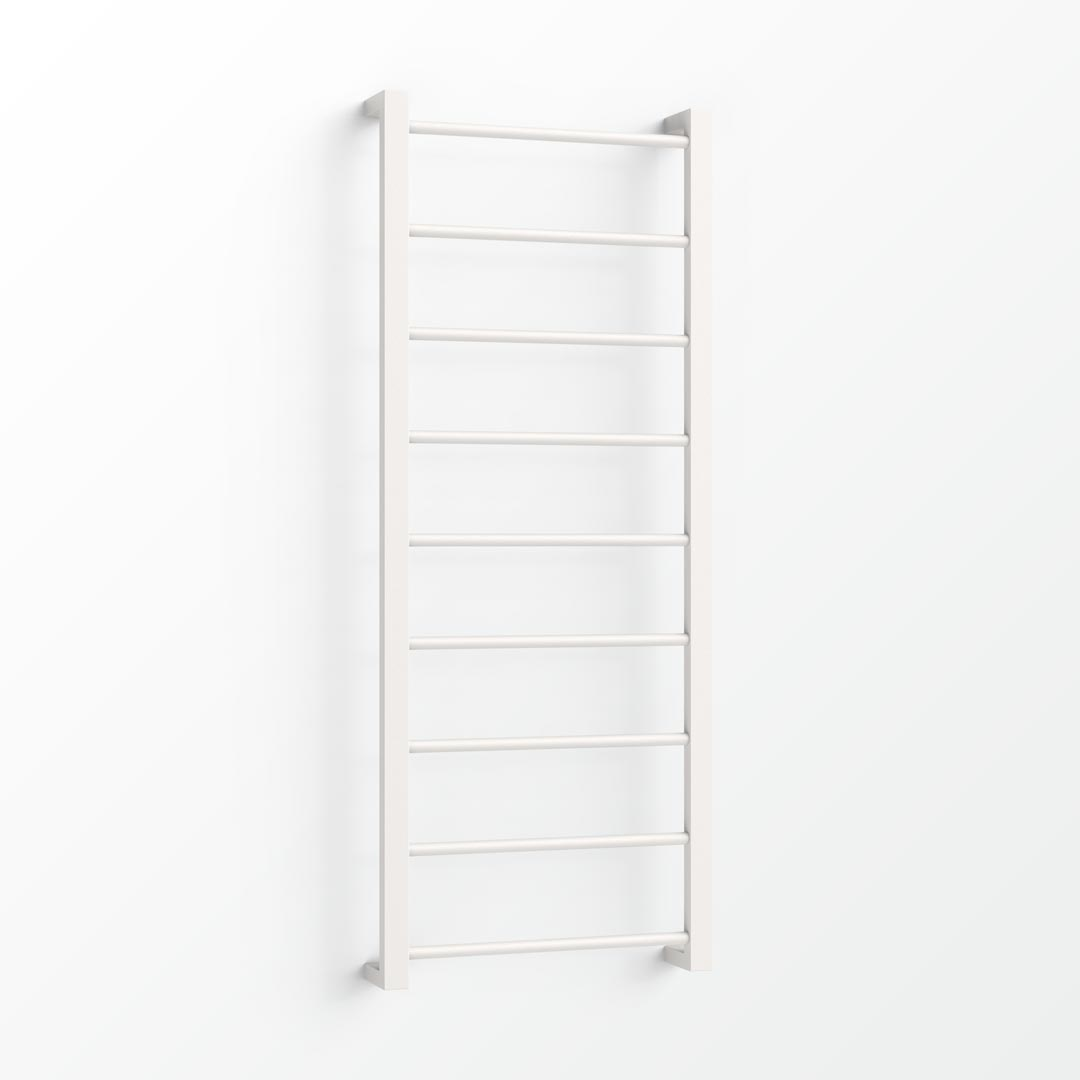 Brio Heated Towel Ladder - 130x48cm