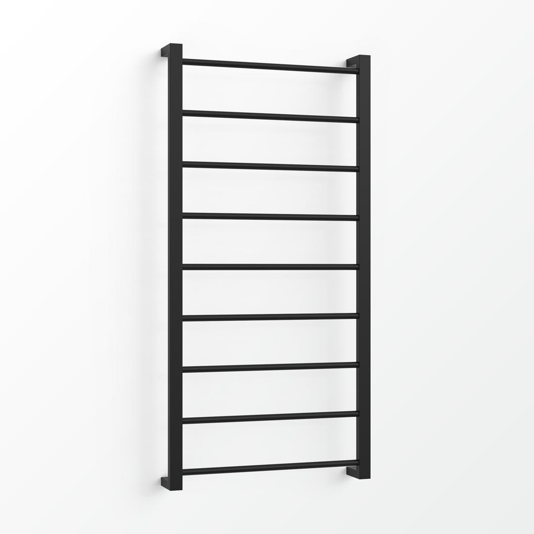 Brio Heated Towel Ladder - 130x60cm