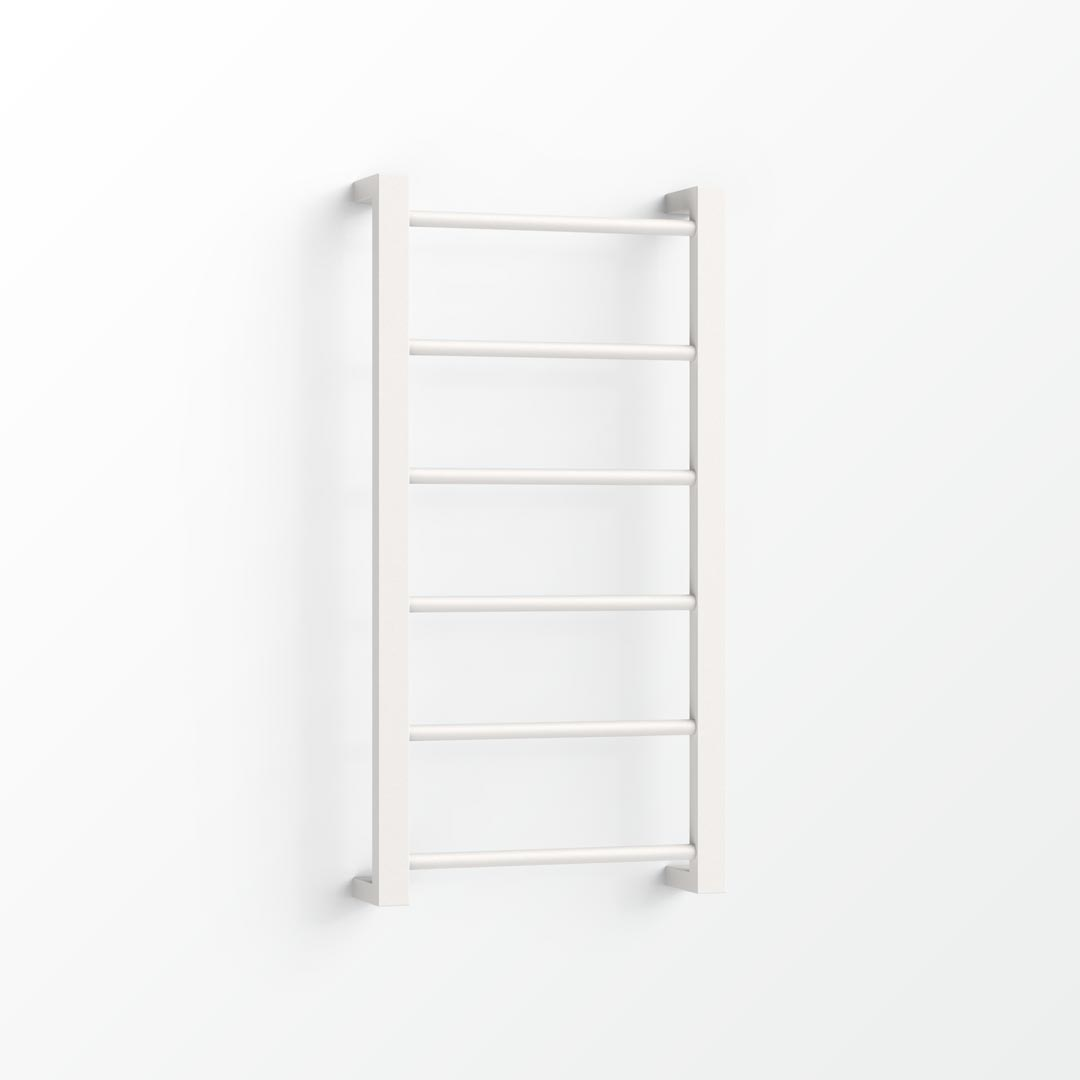 Brio Heated Towel Ladder - 85x40cm