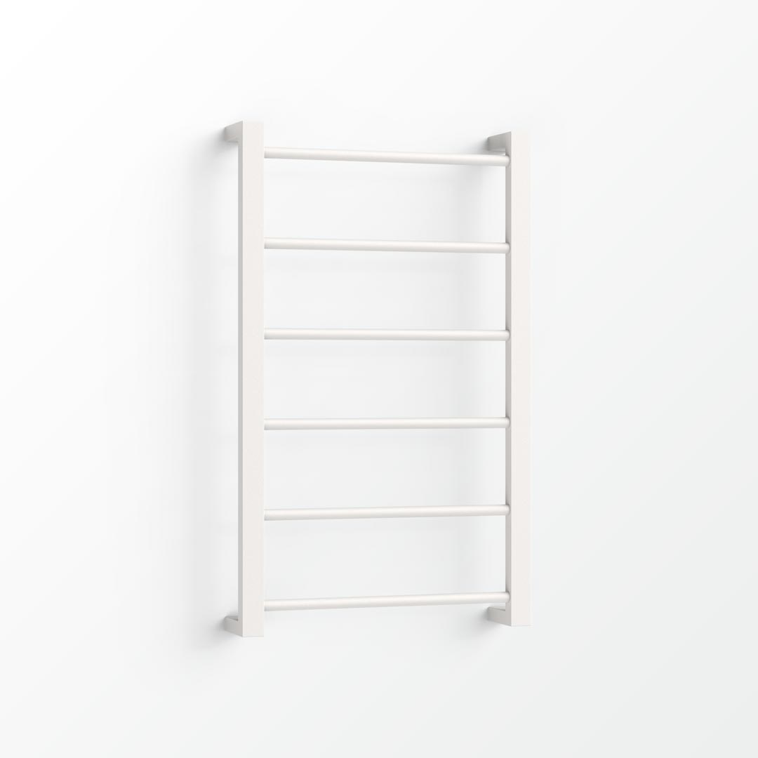 Brio Heated Towel Ladder - 85x48cm