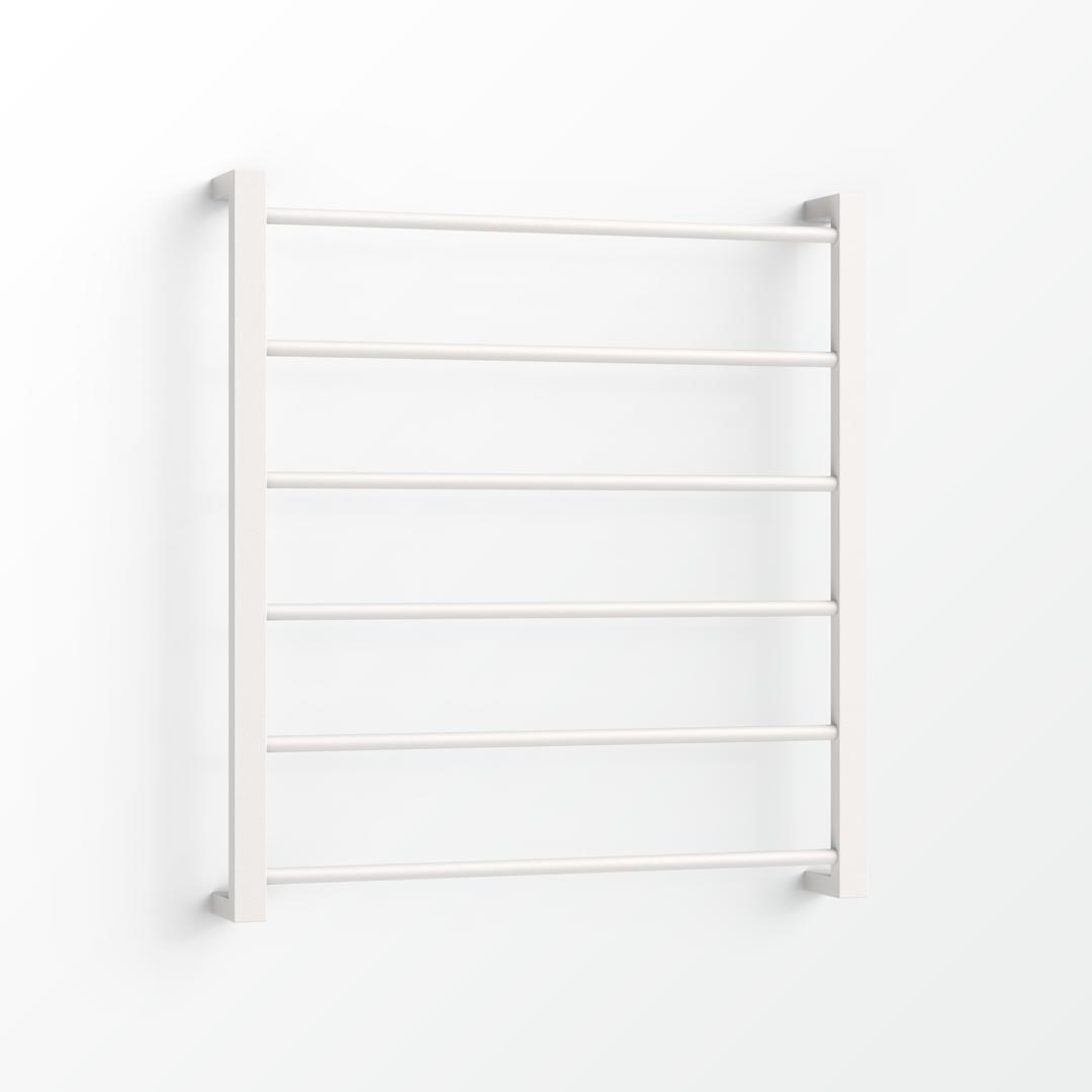 Brio Heated Towel Ladder - 85x75cm