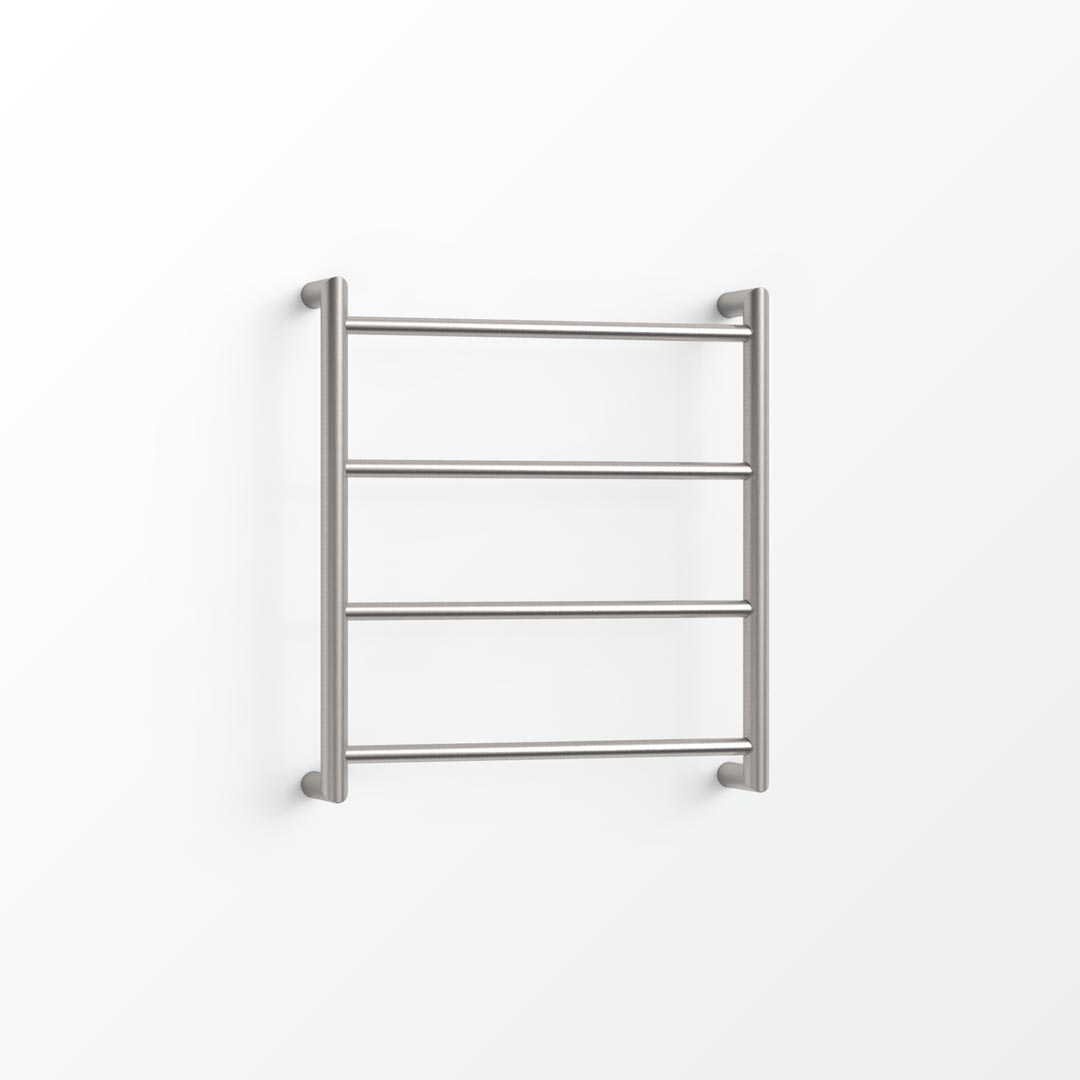 Fluid Heated Towel Ladder - 55x48cm