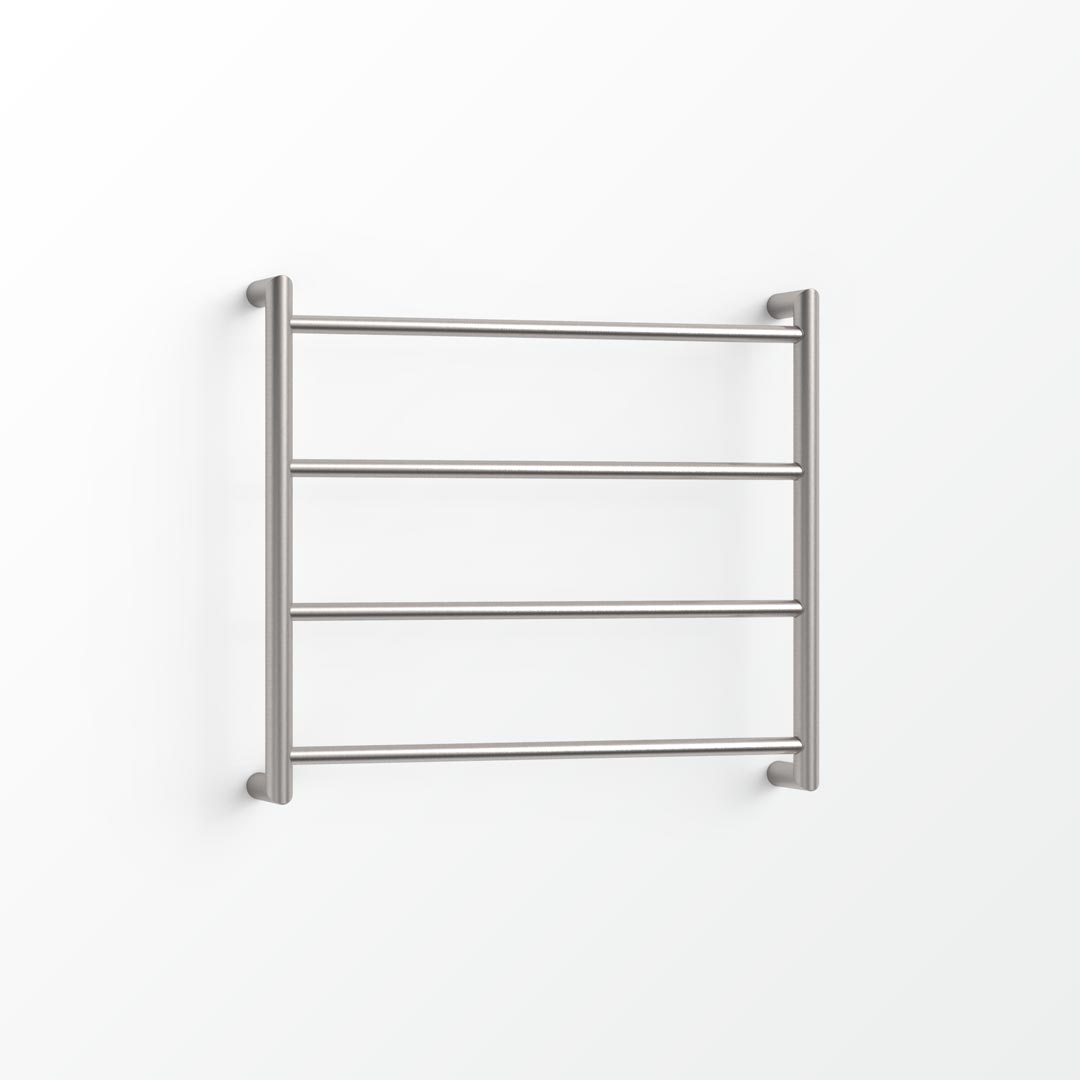 Fluid Heated Towel Ladder - 55x60cm